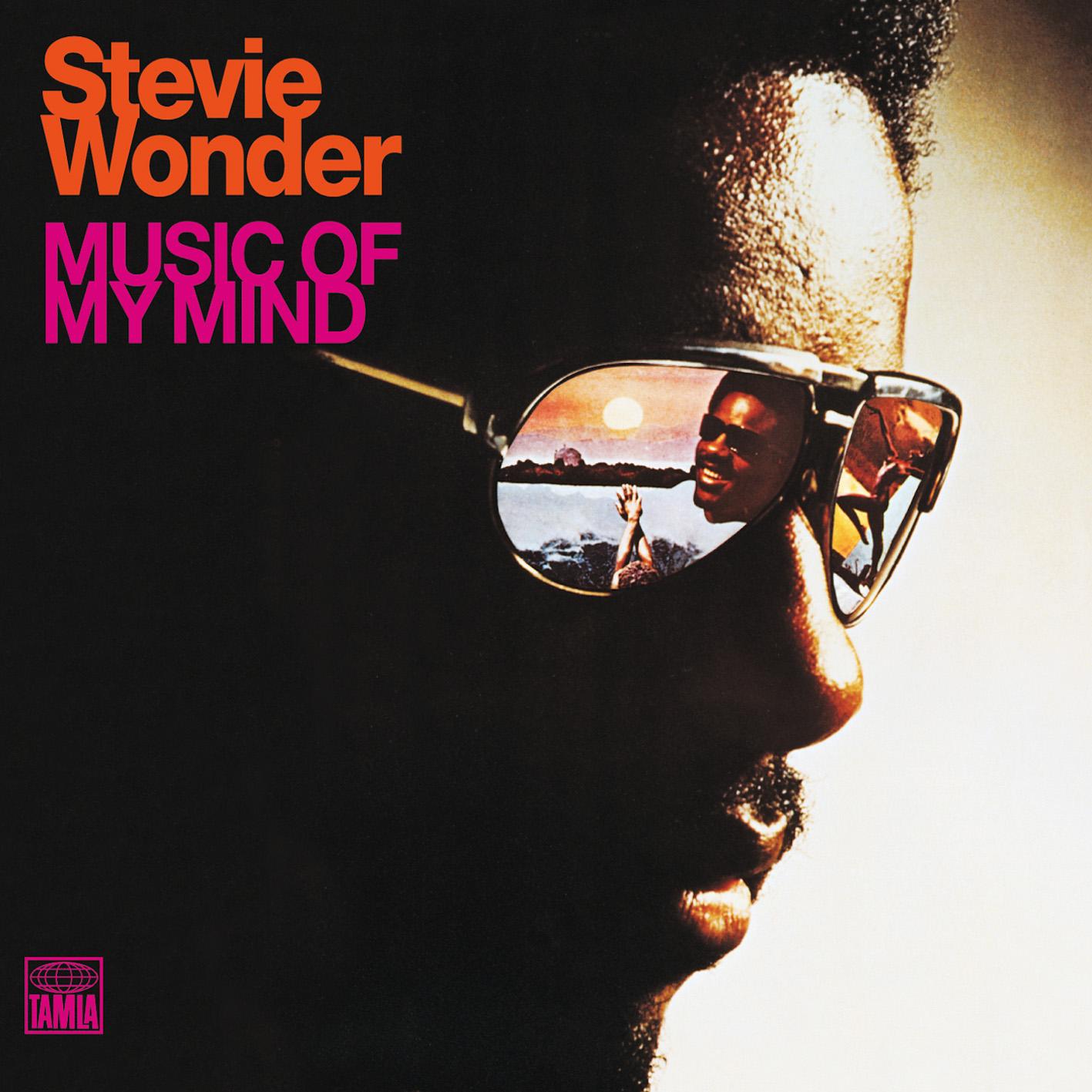 Music Of My Mind - sleeve