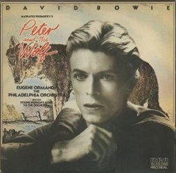 DavidBowie_Peter&Wolf_cover