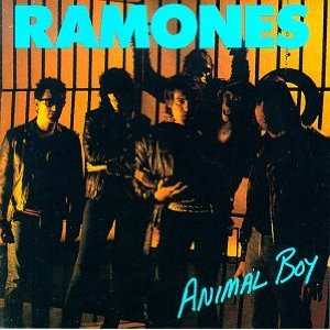 Ramones_-_Animal_Boy_cover